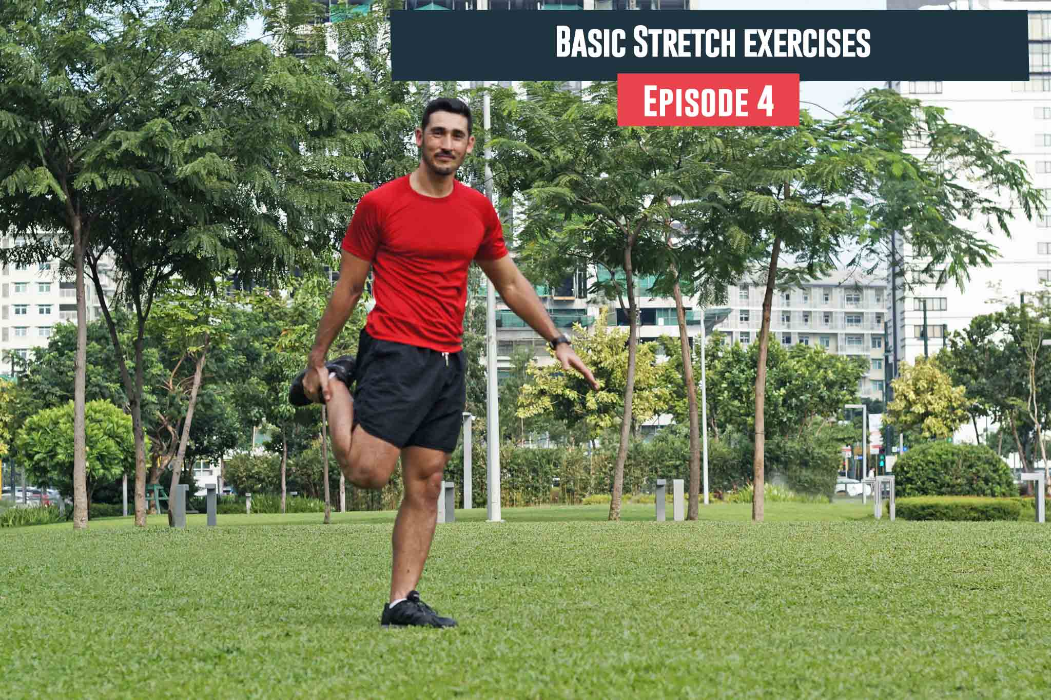 Basic Stretch Exercises