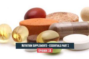 Nutrition Supplement Essentials