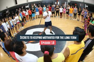 Secrets To Keeping Motivated