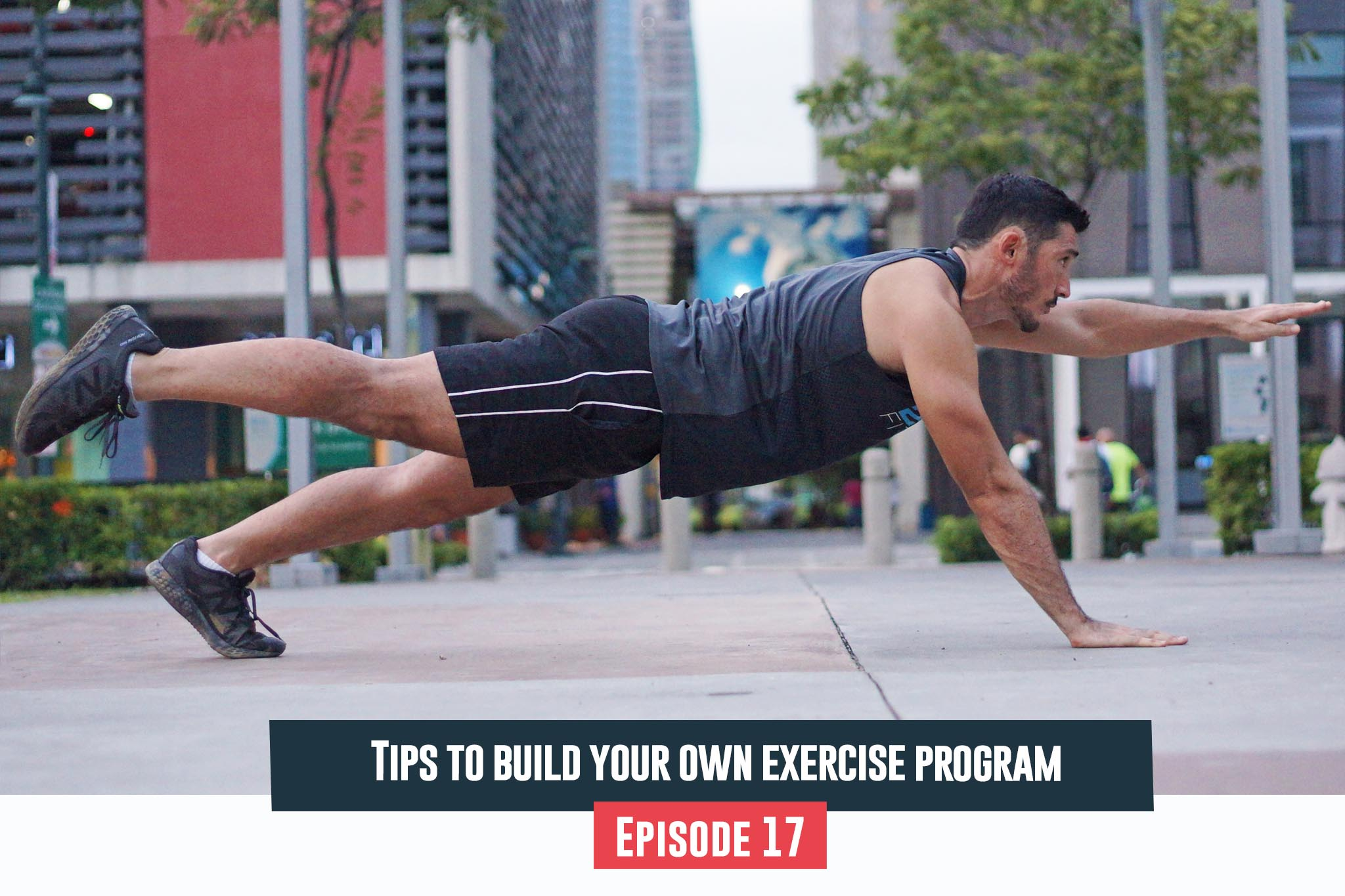 Build Your Own Exercise Program