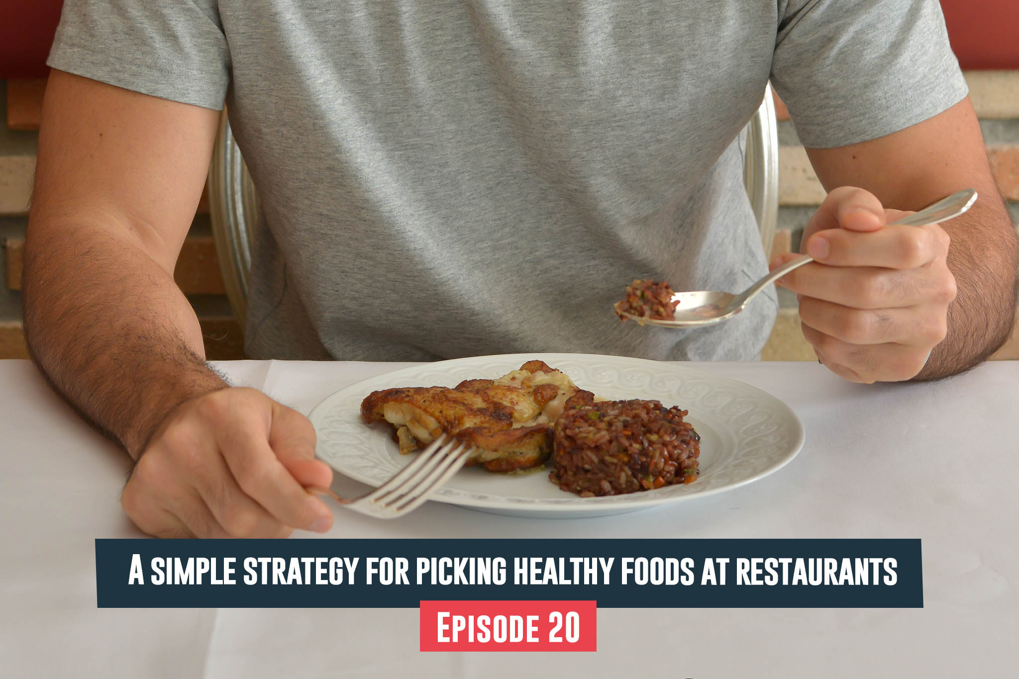 Picking Healthy Foods At Restaurants