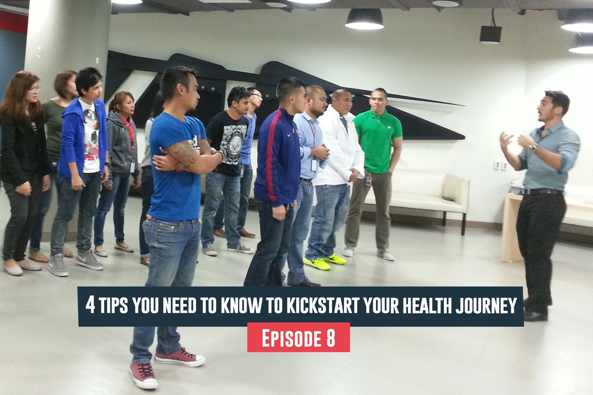 Kickstart Your Health Journey