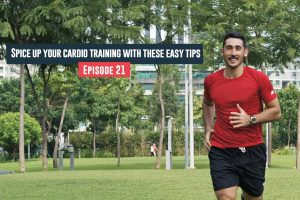 Spice Up Your Cardio Training