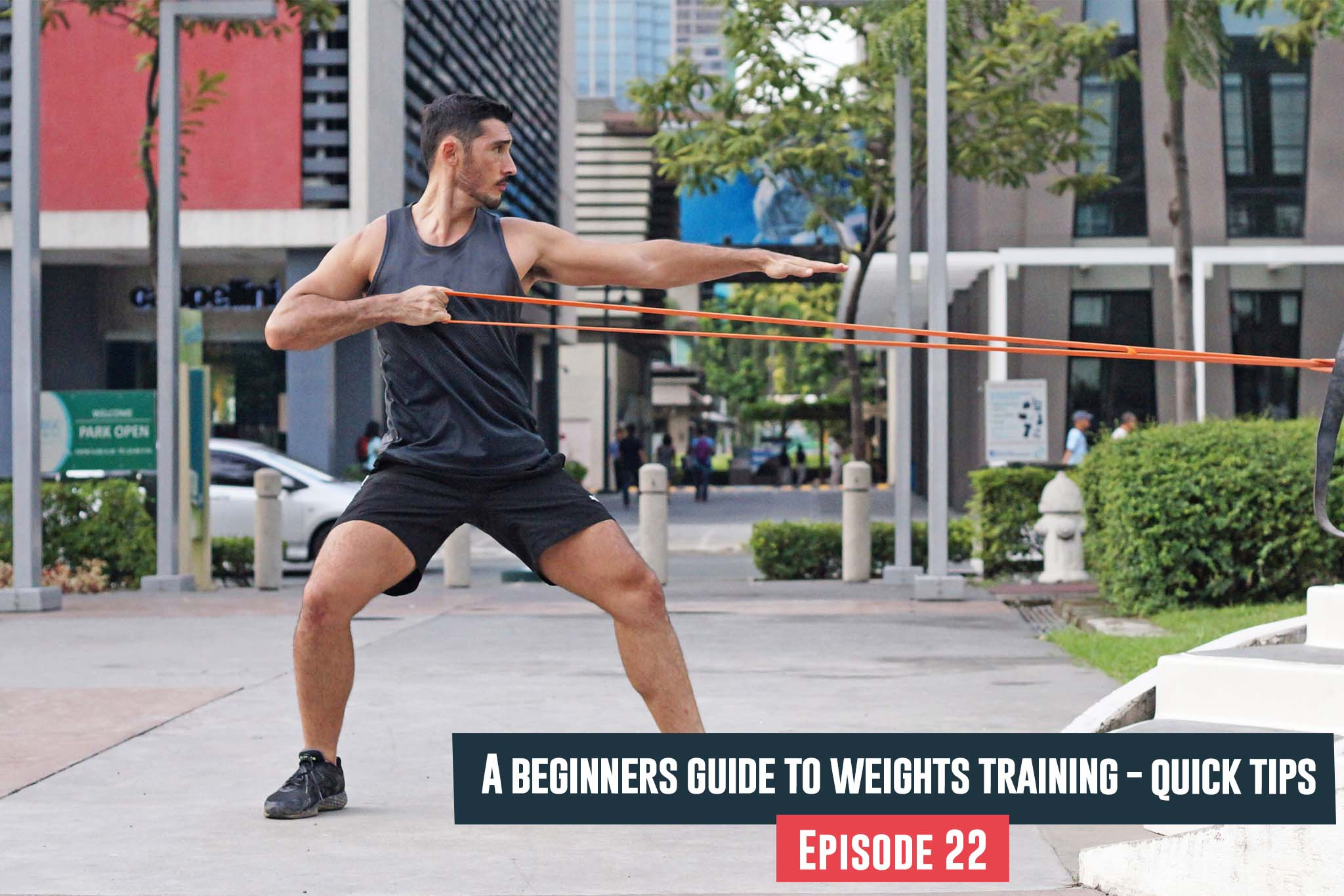 Beginner's Guide To Weight Training