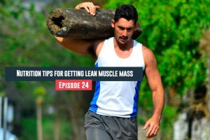 Getting Lean Muscle Mass