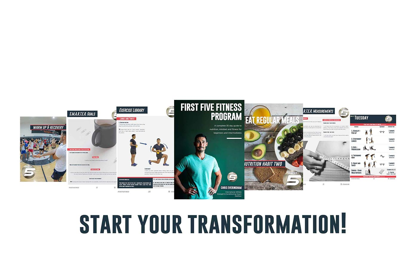Start Your Transformation