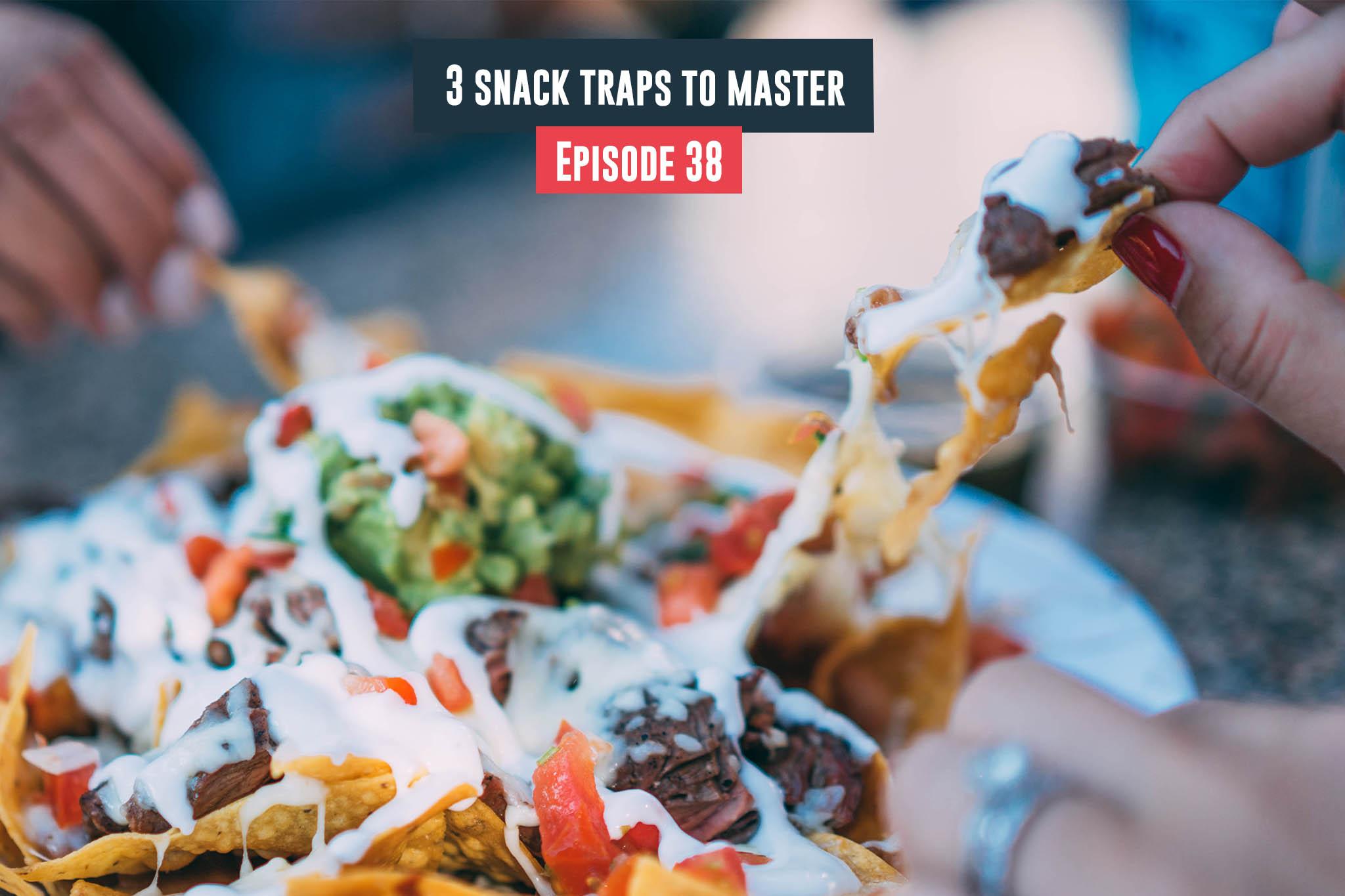 snack traps to master