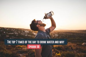 Drink Water And Why