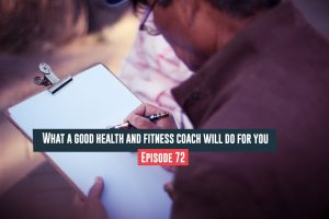 A Good Health And Fitness Coach
