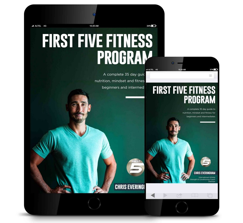 First Five Fitness Program ebook