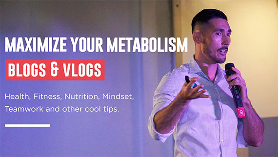 Maximize your metabolism with Chris Everingham