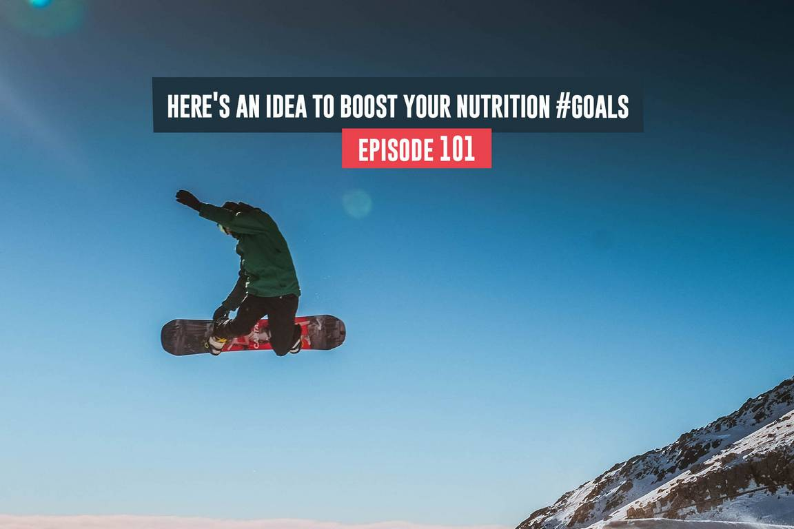 Ideas to boost your nutrition goals