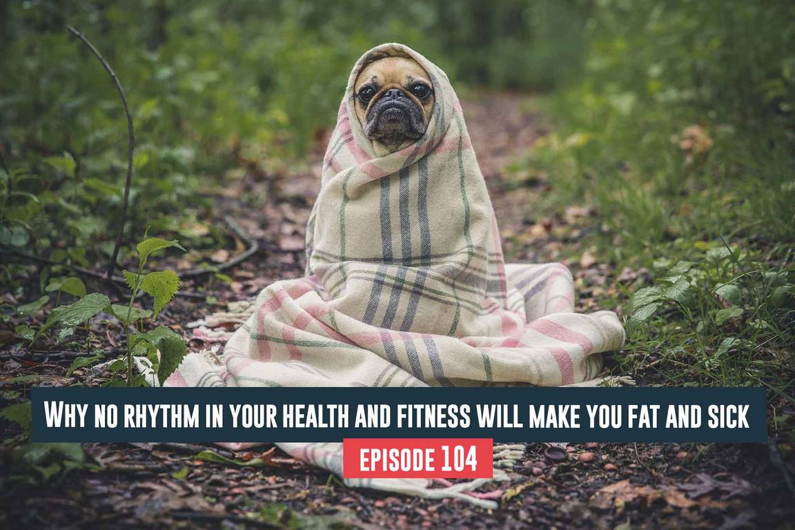 rhythm in your health and fitness