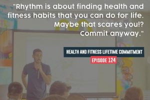 health and fitness lifetime commitment