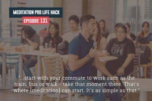 Meditation Pro Life Hack